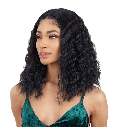 SHAKE N GO Freetress Equal Synthetic Lace Front Wig BABY HAIR 103