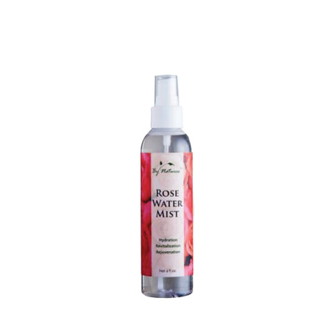 BY NATURES Rose Water Mist 6oz