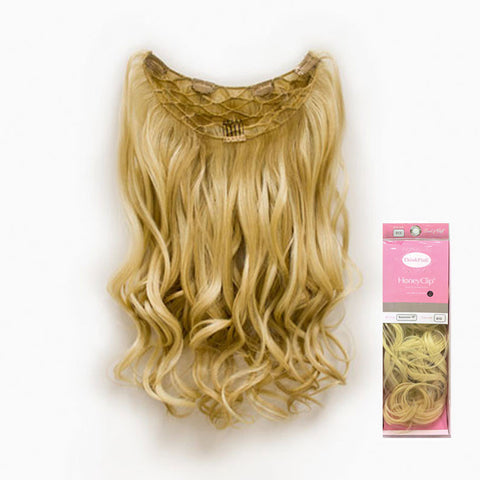 [Lord & Cliff] Honey Clip Romance - Hair Extensions
