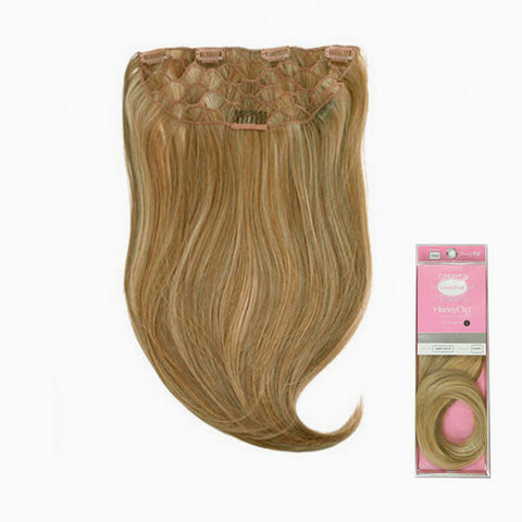 [Lord & Cliff] Honey Clip Straight 18 - Hair Extensions
