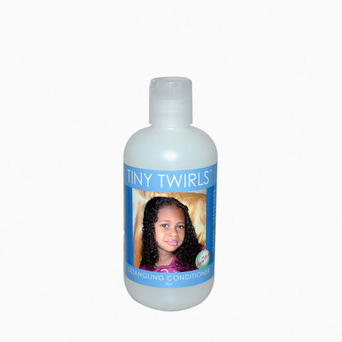 [Kinky-Culry] Tiny Twirls Conditioner 8Oz - C_Kids & Baby-Natural Hair Care