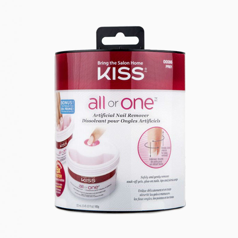 KISS] All or One Artificial Nail Remover #PR01 – Beaute Hera