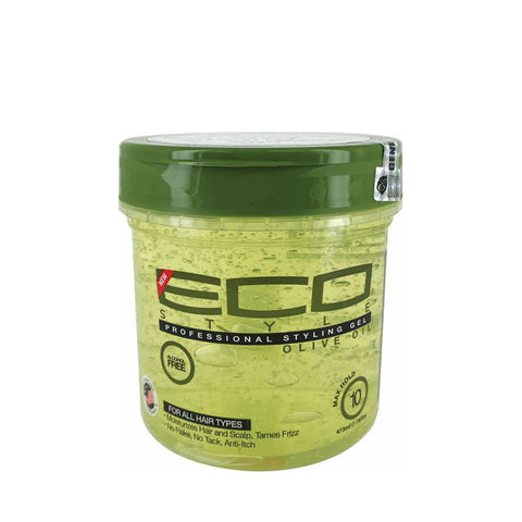 [Ecoco] Eco Styler Professional Styling Gel With Olive Oil - 16Oz - C_Hair Care