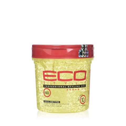 ECOCO ECO STYLER Professional Styling Gel with Moroccan Argan Oil