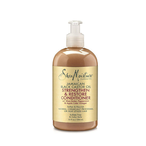 SHEA MOISTURE JAMAICAN BLACK CASTOR OIL Conditioner 13oz