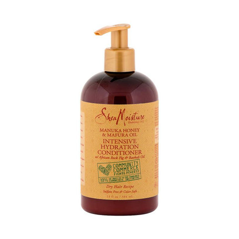 SHEA MOISTURE MANUKA HONEY & MAFURA OIL INTENSIVE HYDRATION LEAVE-IN MILK 13oz