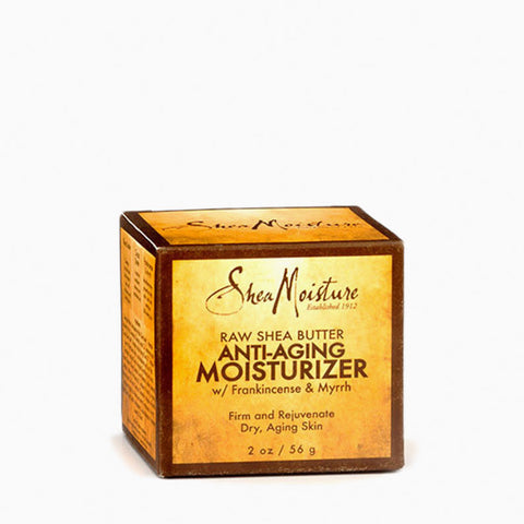 [Shea Moisture] Raw Shea Butter Anti-Aging Moisturizer 2Oz - C_Skin Care-Natural Skin Care