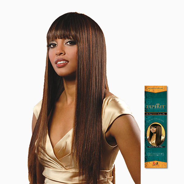 [Bobbi Boss] 100% Human Hair Espirit Silky - Weaves