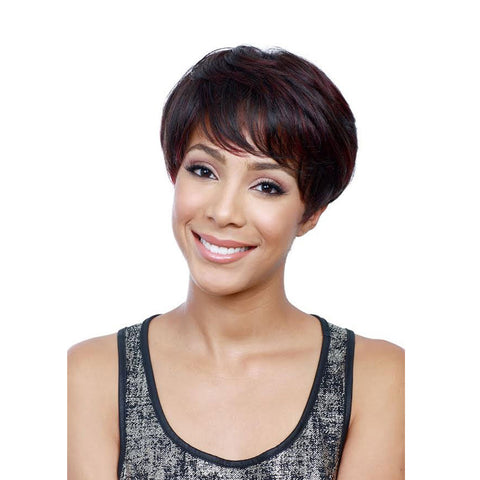 BOBBI BOSS 100% HUMAN HAIR FULL CAP WIG KANI