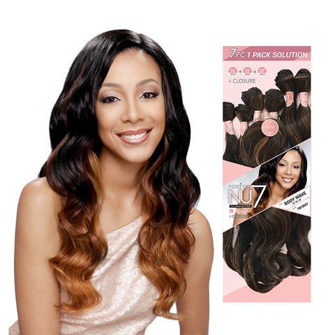[Bobbi Boss] Forever Nu Body Wave 7Pcs - Weaves