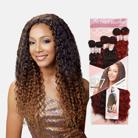 [BOBBI BOSS] Forever NU French Wave 7pcs