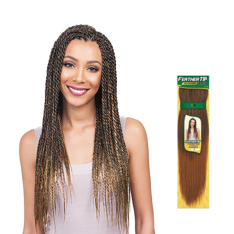 [Bobbi Boss] Feather Tip Braid 54""