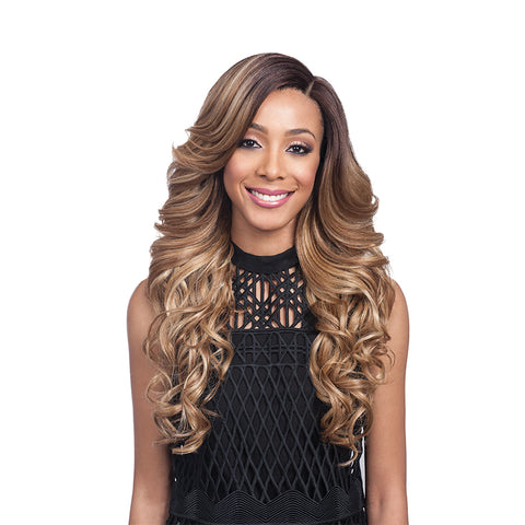 [BOBBI BOSS] Swiss Lace Front Wig TABIA