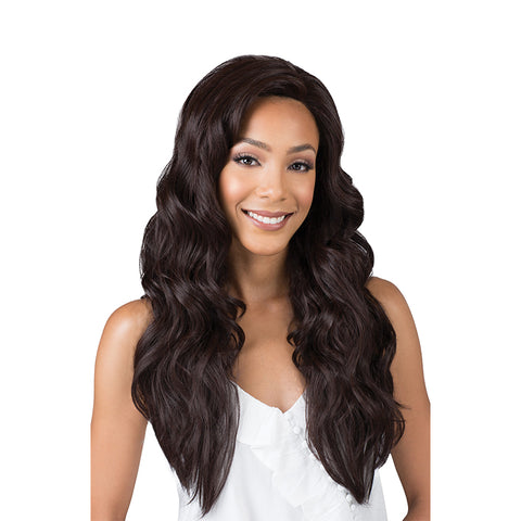 BOBBI BOSS Swiss Lace Wig EMERALD