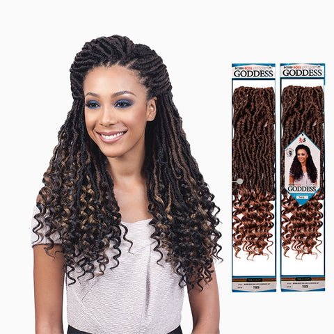 [Bobbi Boss] Nu Locs Goddess 20 - Braid