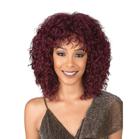 BOBBI BOSS PREMIUM SYNTHETIC WIG CUP CAKE