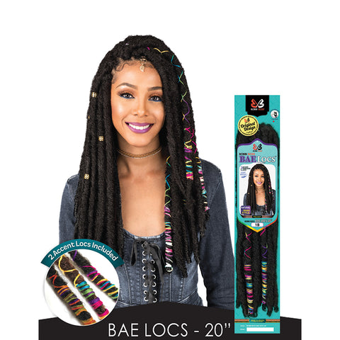 BOBBI BOSS Bae Locs 20""