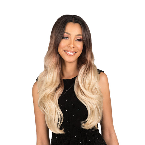 [BOBBI BOSS] Premium Synthetic Swiss Lace Front Wig MLF308 GIANNA