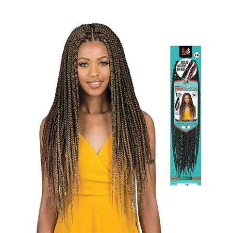 BOBBI BOSS Bomba Box Braid