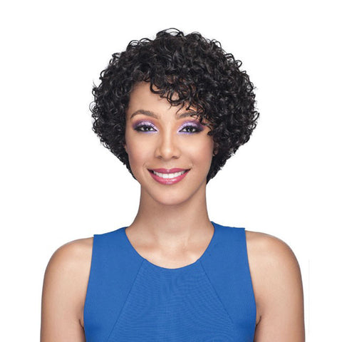 BOBBI BOSS 100% HUMAN HAIR FULL CAP WIG GEORGIA
