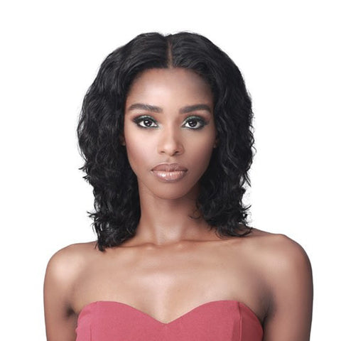 BOBBI BOSS Unprocessed Human Hair 13X6 GLUELESS Lace Wig ALANIS