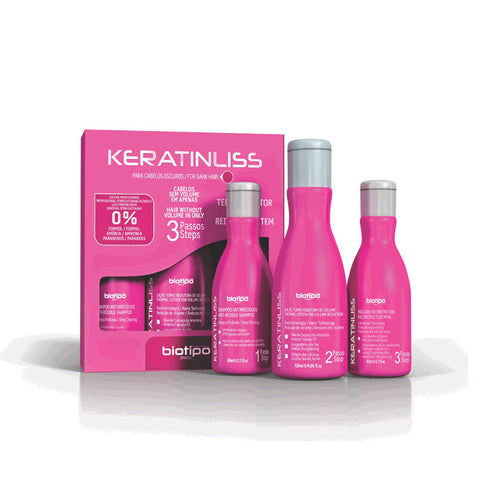 BIOTIPO KeratinLiss KIT