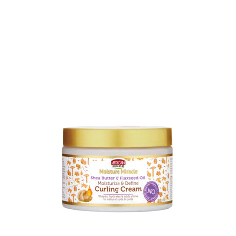 AFRICAN PRIDE MOISTURE MIRACLE Curling Cream 12oz