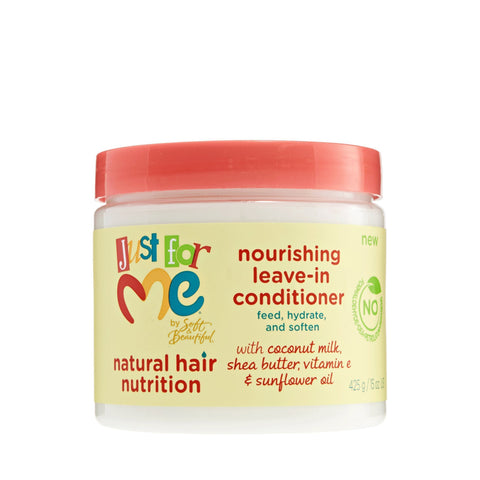 JUST FOR ME Hair Milk Nourishing Leave-In Conditioner 15oz