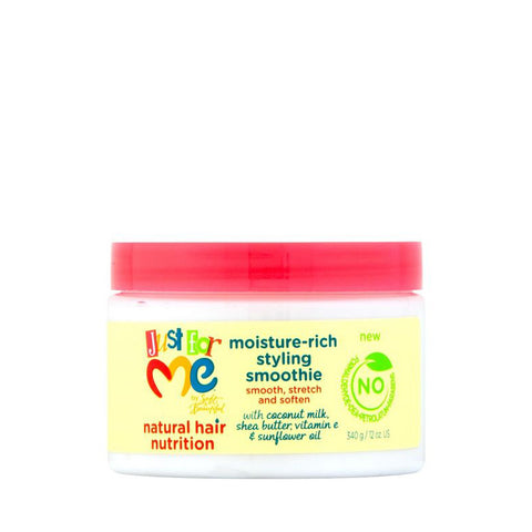 JUST FOR ME Hair Milk Moisture-Rich Styling Smoothie 12oz