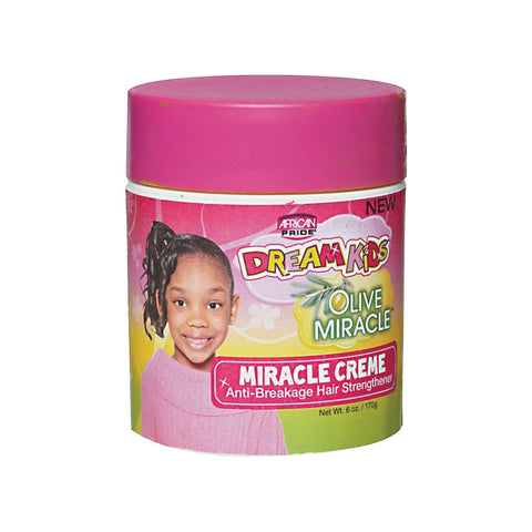 [African Pride] Dream Kids Miracle Crème 6Oz - C_Kids & Baby-Hair Care