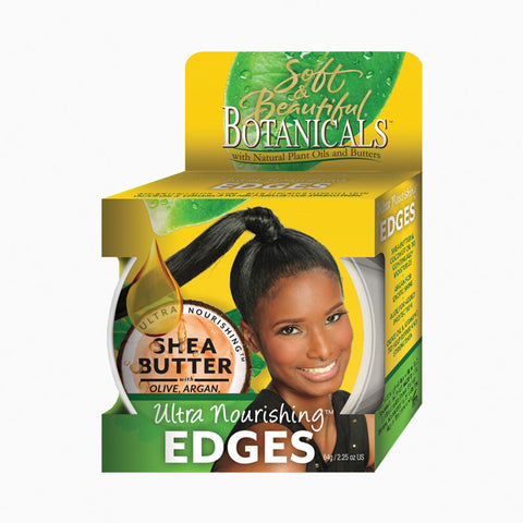 [Soft & Beautiful] Botanicals Edges 2.25Oz - C_Hair Care