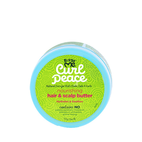 JUST FOR ME Curl Peace Kids Nourishing Hair & Scalp Butter