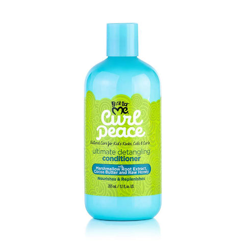 JUST FOR ME Curl Peace Kids Ultimate Detangling Conditioner 12oz