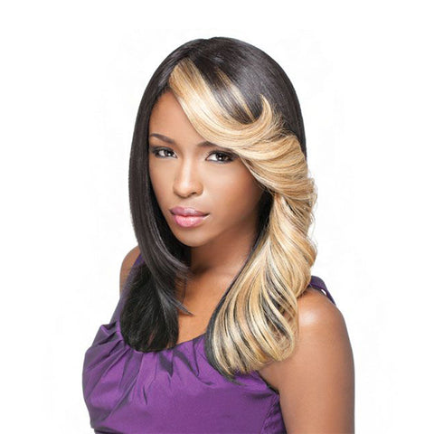 SENSATIONNEL Instant Fashion Full Cap Wig JILL