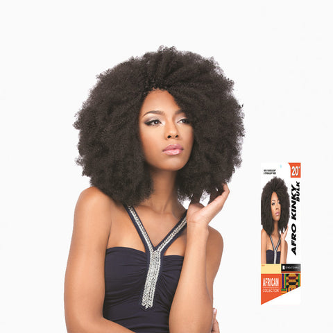 [Sensationnel] African Collection Afro Kinky Bulk 20 - Braid