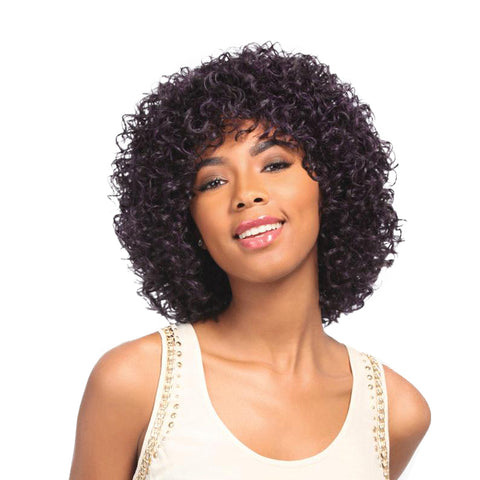 SENSATIONNEL Instant Fashion Full Cap Wig BETTY