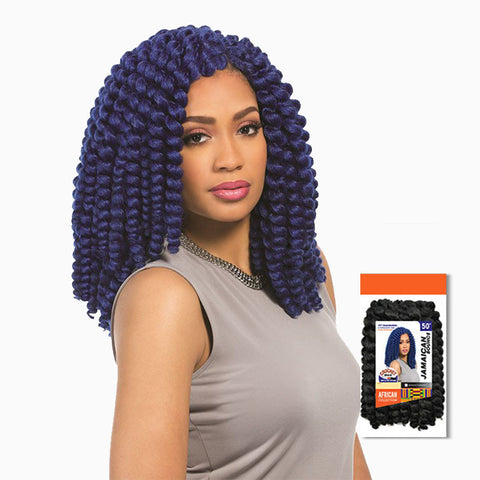 [Sensationnel] African Collection Jamaican Bounce Looped Braid 50 - Braid