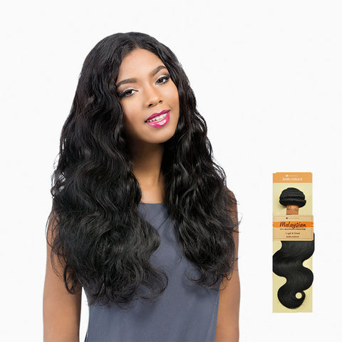[Sensationnel] Bare & Natural Malaysian Body Wave - Weaves