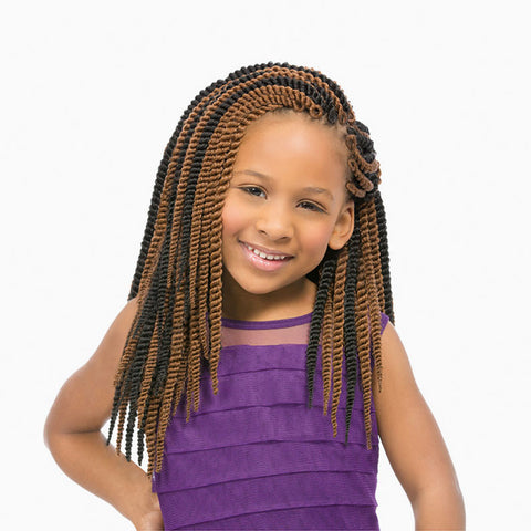 [Sensationnel] Kids Senegal Twist Braid 12 - Braid