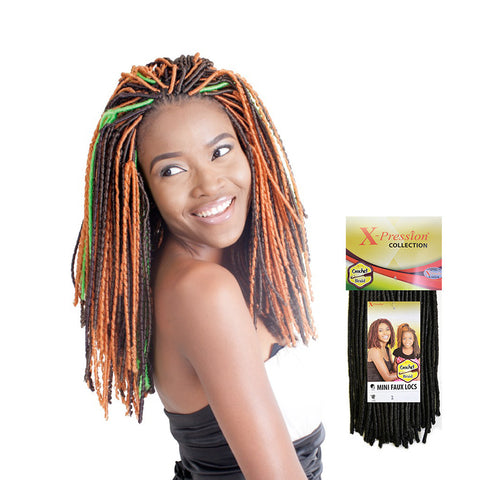 [Sensationnel] X-Pression Collection Mini Faux Locs - Braid