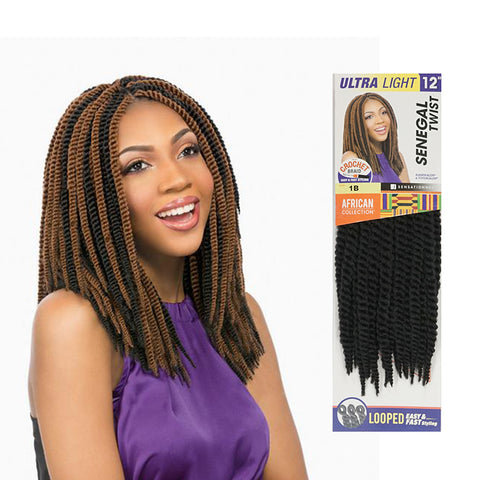 [Sensationnel] African Collection Senegal Twist Braid 12 - Braid