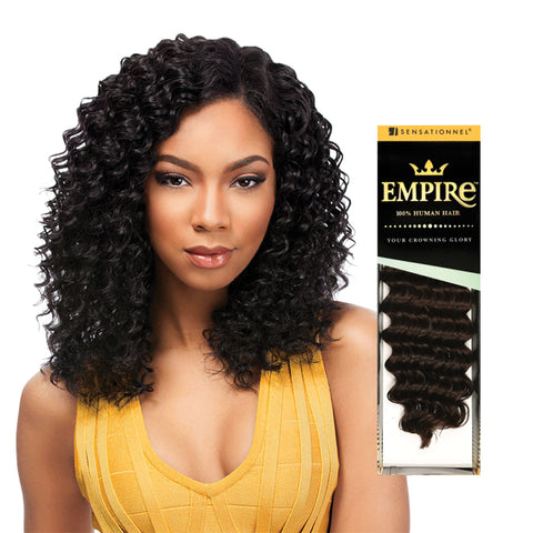 SENSATIONNEL EMPIRE 100% Human Hair Deep Wave
