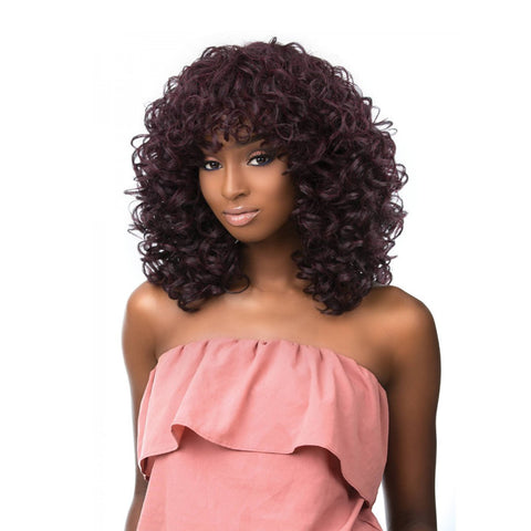 SENSATIONNEL Instant Fashion Full Cap Wig GIGI