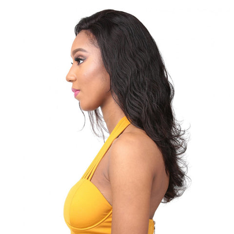 [SENSATIONNEL] 100% Virgin Human Hair FULL HAND-TIED LACE WIG BODY WAVE 22""