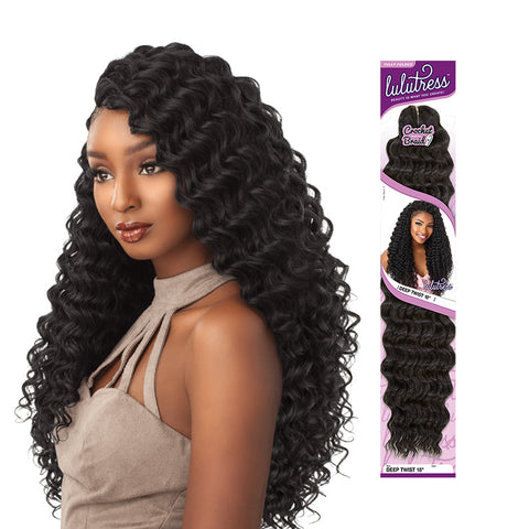 SENSATIONNEL LULUTRESS Braid Deep Wave 18""