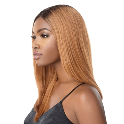 [SENSATIONNEL] 100% Human Hair Empire Lace Wig JOELLE