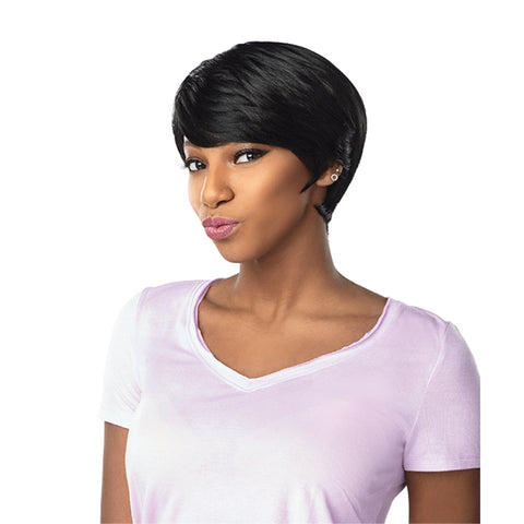 SENSATIONNEL  Instant Fashion Dashly Full Cap Wig UNIT 2