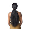 SENSATIONNEL Cloud9 Whatlace? Swiss Lace Wig TASIA SLEEK PONYTAIL