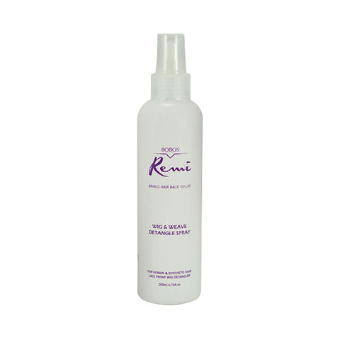 BOBOS REMI Wig & Weave Detangle Spray 6.8oz