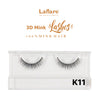 [Laflare] 3D Mink Lashes - K11 - Makeup
